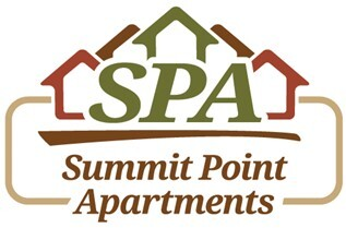 Summit Point Apartments Logo